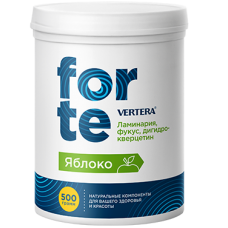 Vertera Forte гель (яблоко), Vertera, 500 г