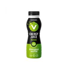 Energy juice яблоко, 250 мл