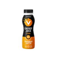 Напиток Energy juice груша, 250 мл