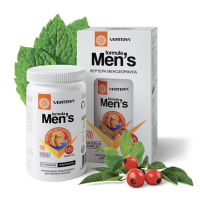 Men's formula, Vertera, 60 таблеток