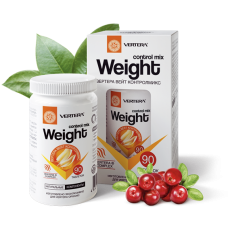 Weight control mix, Vertera, 60 таблеток
