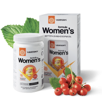 Women's formula, Vertera, 60 таблеток