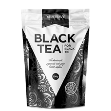 Чайный напиток «BLACK TEA FOR BLACK TIE»
